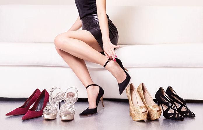 Jak rozbić nowe buty