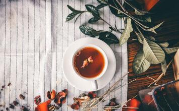 Jak wygląda proces produkcji herbaty