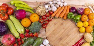 Owoce i warzywa to podstawa piramidy żywienia